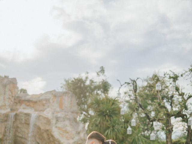 Il matrimonio di Domenico e Concetta a San Ferdinando di Puglia, Bari 87