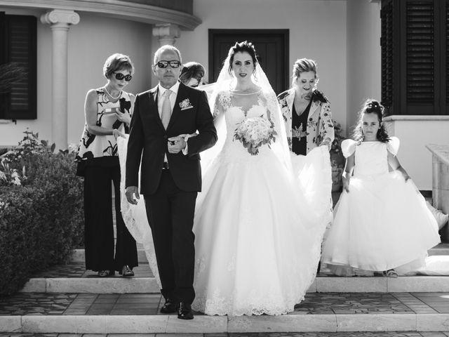 Il matrimonio di Filippo e Erika a Cutrofiano, Lecce 28
