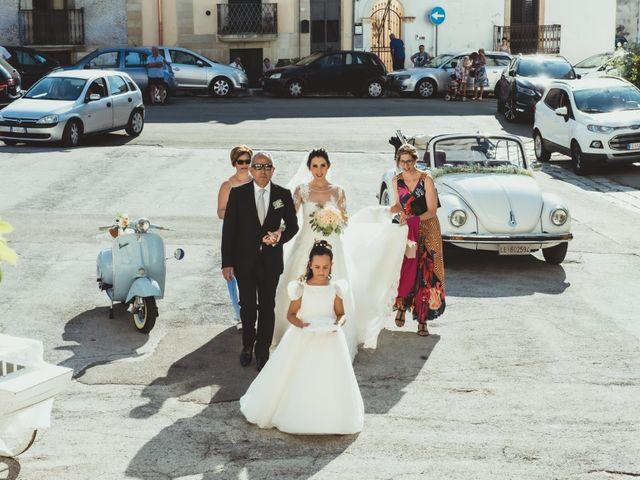 Il matrimonio di Filippo e Erika a Cutrofiano, Lecce 31