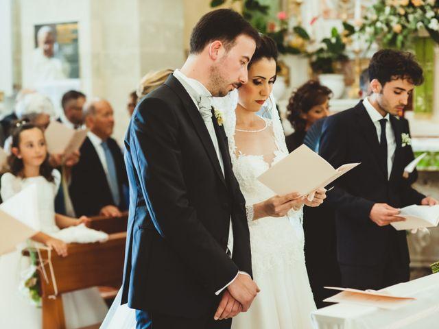 Il matrimonio di Filippo e Erika a Cutrofiano, Lecce 34