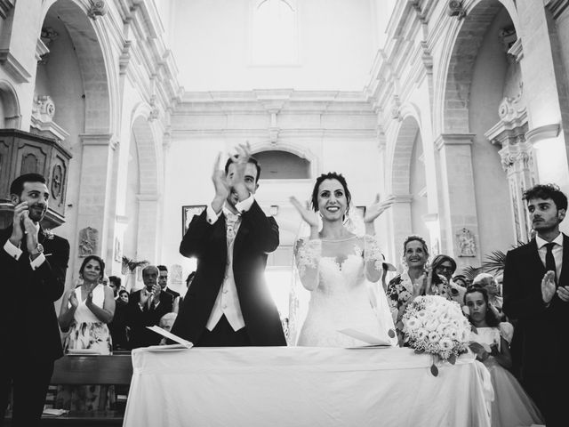 Il matrimonio di Filippo e Erika a Cutrofiano, Lecce 41