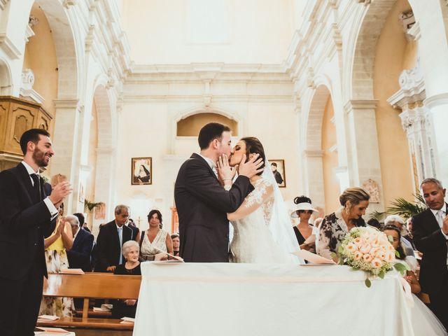 Il matrimonio di Filippo e Erika a Cutrofiano, Lecce 42