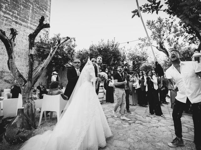 Il matrimonio di Filippo e Erika a Cutrofiano, Lecce 45