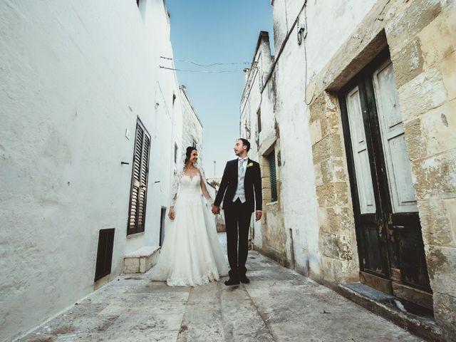 Il matrimonio di Filippo e Erika a Cutrofiano, Lecce 48