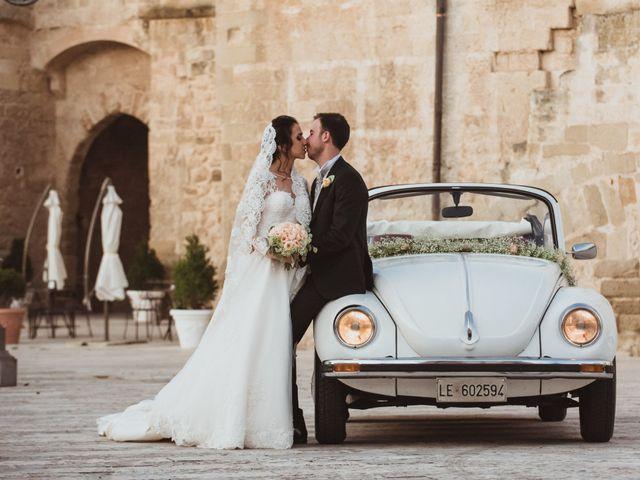 Il matrimonio di Filippo e Erika a Cutrofiano, Lecce 51