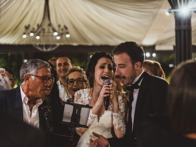 Il matrimonio di Filippo e Erika a Cutrofiano, Lecce 72