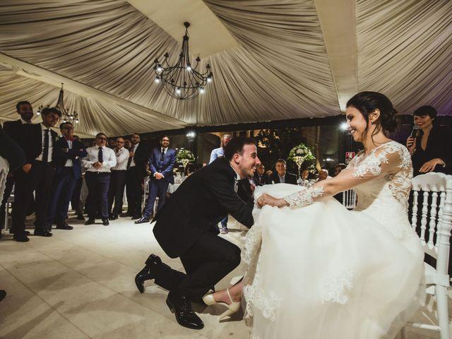 Il matrimonio di Filippo e Erika a Cutrofiano, Lecce 77