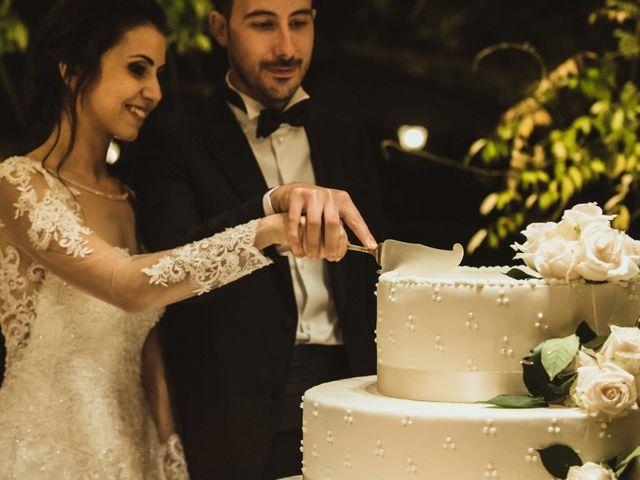 Il matrimonio di Filippo e Erika a Cutrofiano, Lecce 80