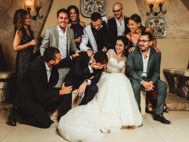 Il matrimonio di Filippo e Erika a Cutrofiano, Lecce 83
