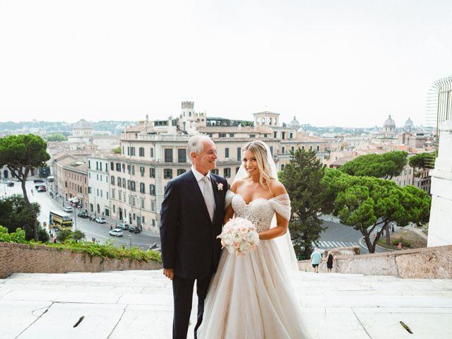 Il matrimonio di Andrea e Francesca a Roma, Roma 25