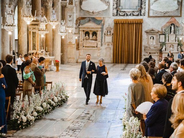 Il matrimonio di Andrea e Francesca a Roma, Roma 27