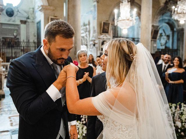 Il matrimonio di Andrea e Francesca a Roma, Roma 35