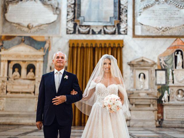 Il matrimonio di Andrea e Francesca a Roma, Roma 38