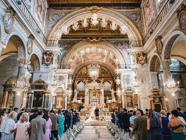 Il matrimonio di Andrea e Francesca a Roma, Roma 41