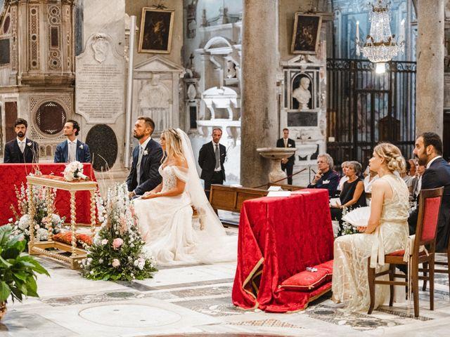 Il matrimonio di Andrea e Francesca a Roma, Roma 43