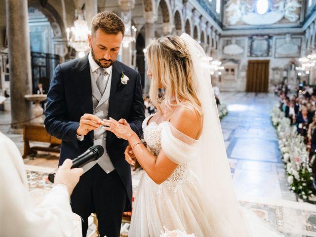 Il matrimonio di Andrea e Francesca a Roma, Roma 46