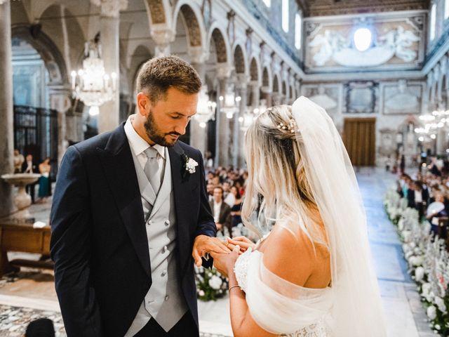 Il matrimonio di Andrea e Francesca a Roma, Roma 47