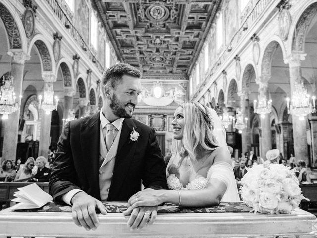 Il matrimonio di Andrea e Francesca a Roma, Roma 54