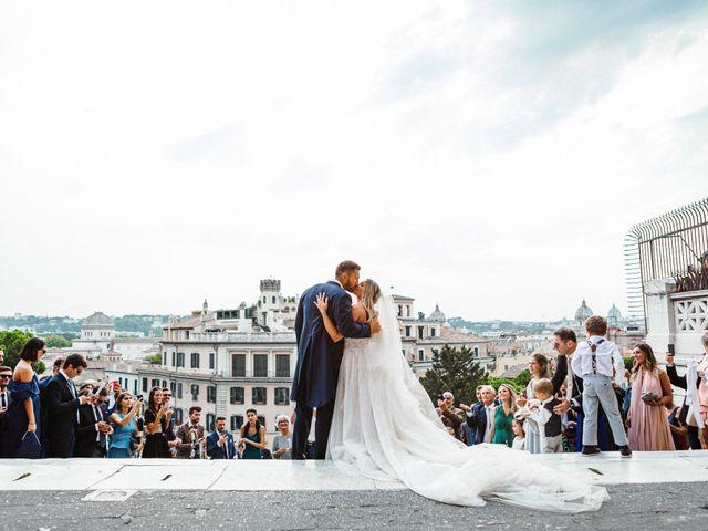 Il matrimonio di Andrea e Francesca a Roma, Roma 57