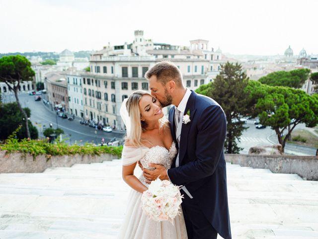 Il matrimonio di Andrea e Francesca a Roma, Roma 58