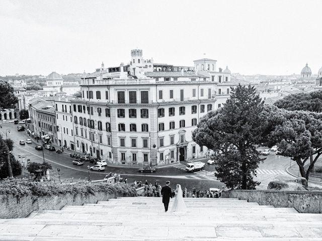 Il matrimonio di Andrea e Francesca a Roma, Roma 59