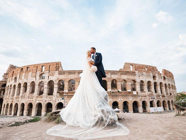 Il matrimonio di Andrea e Francesca a Roma, Roma 60