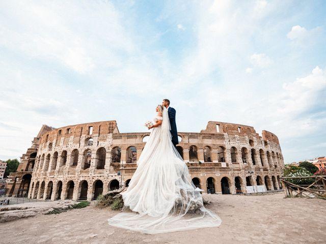 Il matrimonio di Andrea e Francesca a Roma, Roma 61