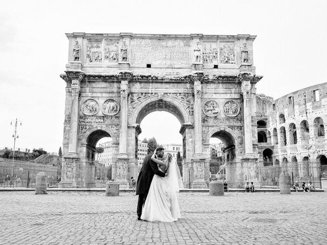 Il matrimonio di Andrea e Francesca a Roma, Roma 62