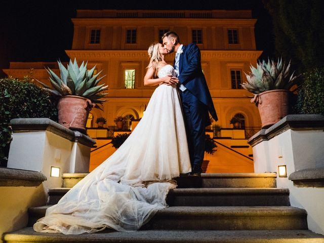 Il matrimonio di Andrea e Francesca a Roma, Roma 66