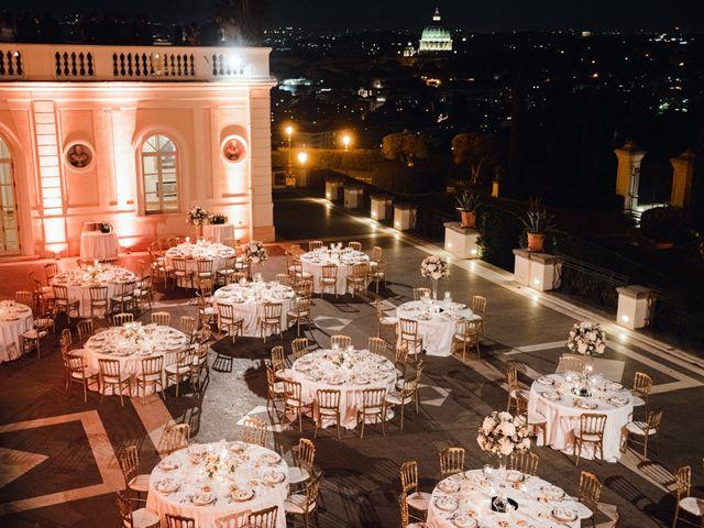 Il matrimonio di Andrea e Francesca a Roma, Roma 70