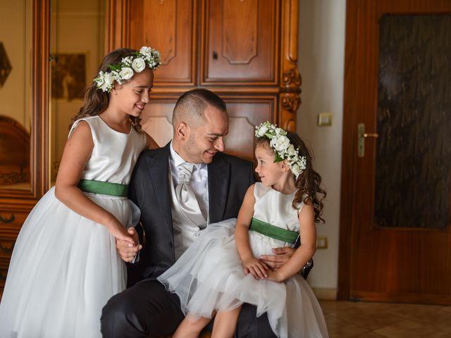 Il matrimonio di Nunzia e Salvatore a Torre Annunziata, Napoli 13