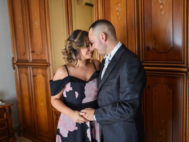 Il matrimonio di Nunzia e Salvatore a Torre Annunziata, Napoli 14