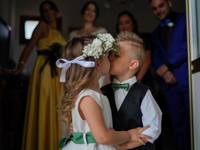 Il matrimonio di Nunzia e Salvatore a Torre Annunziata, Napoli 28