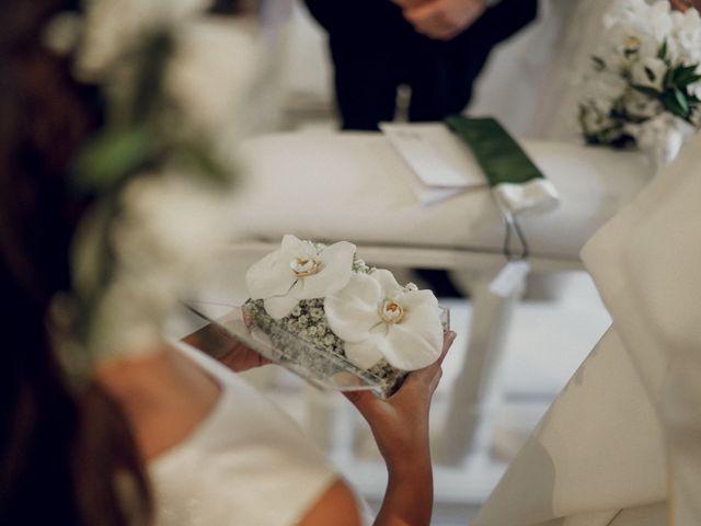 Il matrimonio di Nunzia e Salvatore a Torre Annunziata, Napoli 1