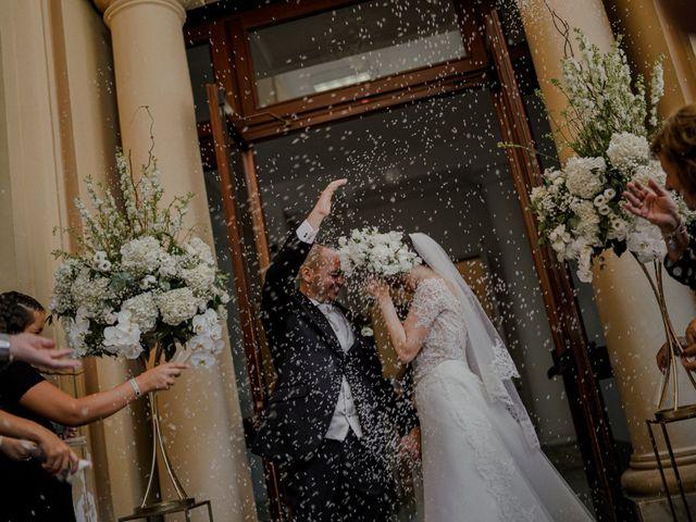 Il matrimonio di Nunzia e Salvatore a Torre Annunziata, Napoli 35