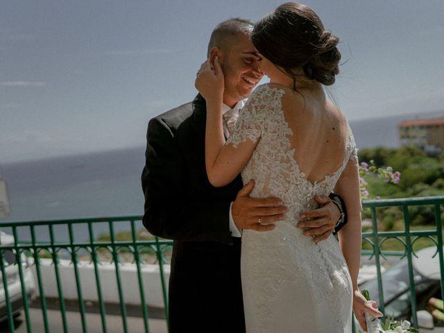 Il matrimonio di Nunzia e Salvatore a Torre Annunziata, Napoli 37