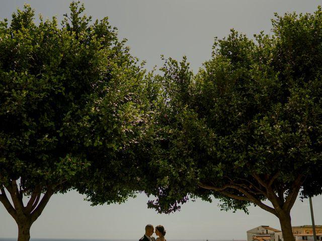Il matrimonio di Nunzia e Salvatore a Torre Annunziata, Napoli 38