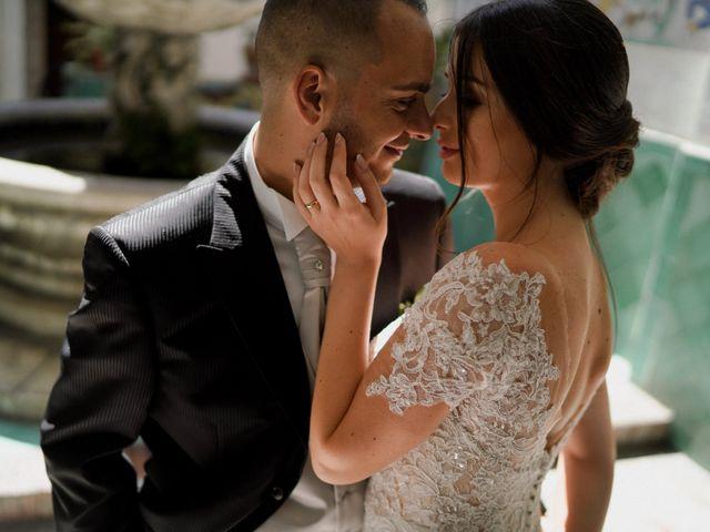 Il matrimonio di Nunzia e Salvatore a Torre Annunziata, Napoli 39