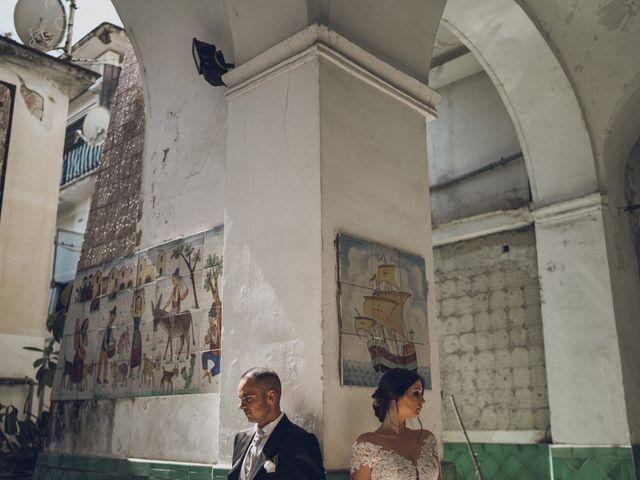 Il matrimonio di Nunzia e Salvatore a Torre Annunziata, Napoli 42