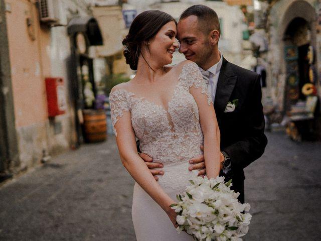 Il matrimonio di Nunzia e Salvatore a Torre Annunziata, Napoli 43