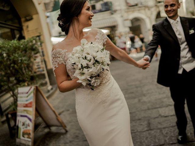 Il matrimonio di Nunzia e Salvatore a Torre Annunziata, Napoli 45