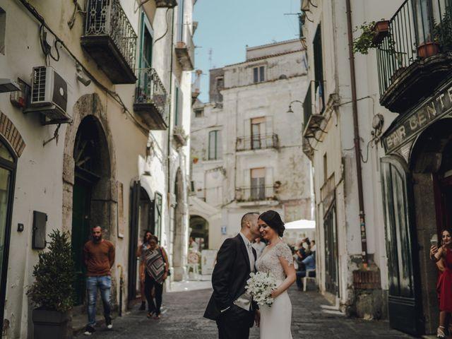 Il matrimonio di Nunzia e Salvatore a Torre Annunziata, Napoli 46