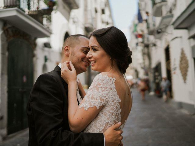 Il matrimonio di Nunzia e Salvatore a Torre Annunziata, Napoli 48