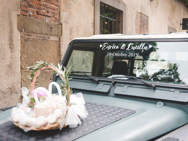 Il matrimonio di Enrico e Lucilla a Lucca, Lucca 2