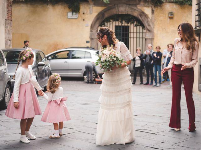 Il matrimonio di Enrico e Lucilla a Lucca, Lucca 3