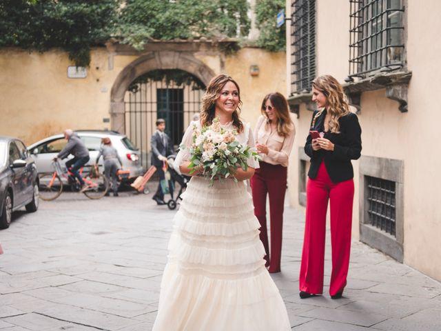 Il matrimonio di Enrico e Lucilla a Lucca, Lucca 4