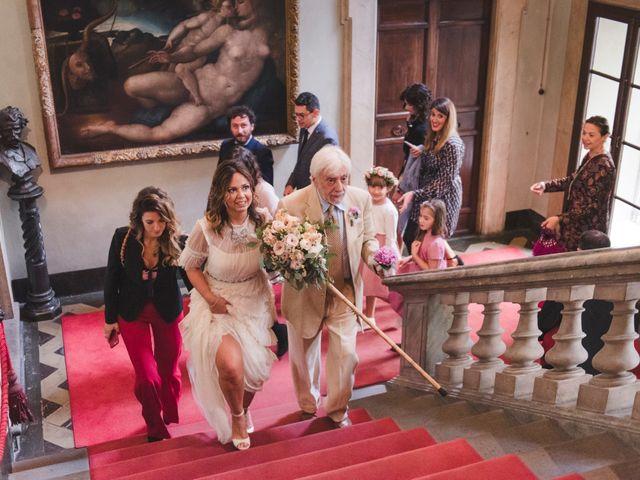 Il matrimonio di Enrico e Lucilla a Lucca, Lucca 5