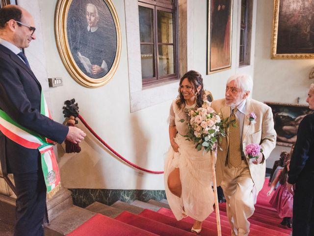 Il matrimonio di Enrico e Lucilla a Lucca, Lucca 6