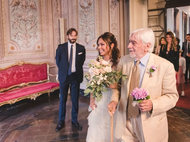 Il matrimonio di Enrico e Lucilla a Lucca, Lucca 7
