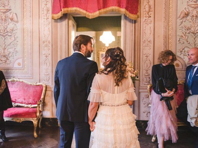 Il matrimonio di Enrico e Lucilla a Lucca, Lucca 8